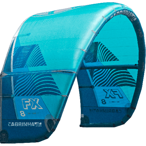 Cabrinha FX 2019 Kite Only Blue