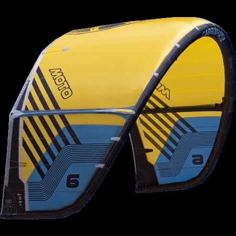 Cabrinha Moto 2020 Kite Only Yellow