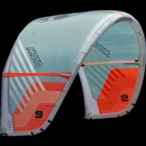 Cabrinha Moto 2020 Kite Only Light Blue