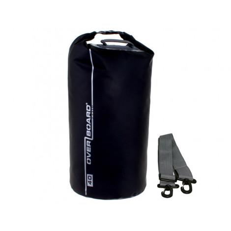 Overboard Dry Tube Zwart - 40 liter