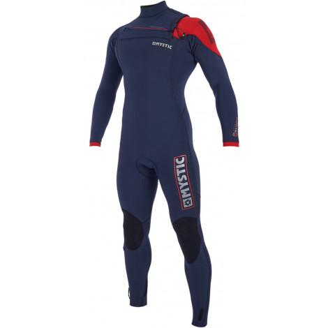 Mystic Majestic 5/3 Frontzip Navy wetsuit 2019