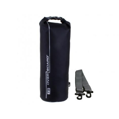Overboard Dry Tube Zwart - 12 liter