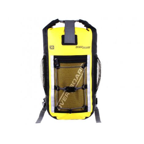 Overboard Pro-Sports Backpack Geel - 20 liter