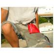 Overboard Waterproof Dry Pouch zwart - 1 Liter