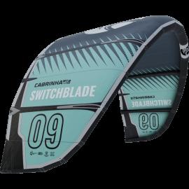 Cabrinha Switchblade 2021 Kite Only Zwart Blauw