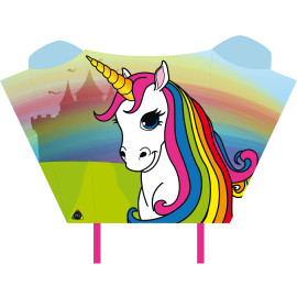 HQ Sleddy Unicorn kindervlieger