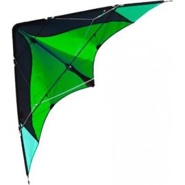 Elliot Delta Basic Green Black Stuntvlieger
