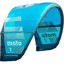 Cabrinha Moto 2019 Kite Only Blue