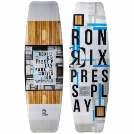 Ronix Wakeboard 2Press Play Wood Nu Core 2.0 2020 (Wakeboard)