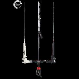 Cabrinha Overdrive 1x with trimlite kitebar
