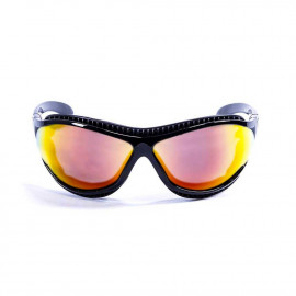 Ocean Tierra De Fuego Mate Black+Revo Watersport zonnebril