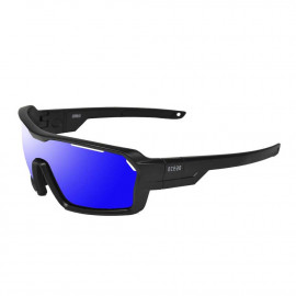 Ocean Chameleon Matte Black/Blue Watersport zonnebril