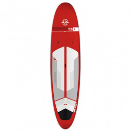 BIC 11'6 ACE-TEC SUP Performer Red 2017
