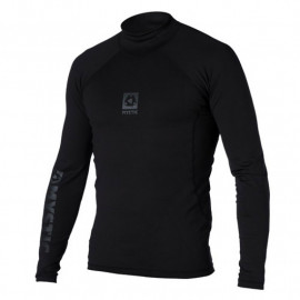 Mystic Bipoly Longsleeve Thermo Vest Men Black 2019