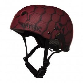 Mystic MK8 X helm Dark Red 2019