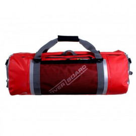 Overboard Pro-Sports Duffel 60 Liter Rood