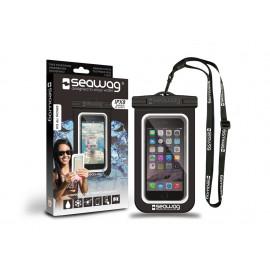 "Seawag waterdicht telefoonhoesje Black & white 5,7"""