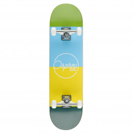 "Osprey Blocks 8"" Double Kick Skateboard"