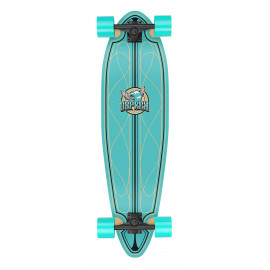 "36"" Rounded Pintail Cruiser - Helix"