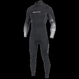 Neilpryde Mission Fullsuit Wetsuit 3/2 Frontzip Black 2020