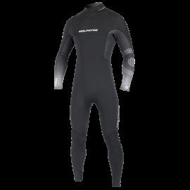 Neilpryde Mission Fullsuit Wetsuit 3/2 Backzip Black 2020