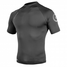 Neilpryde NP Rashguard Rise S/S anthracite 2020