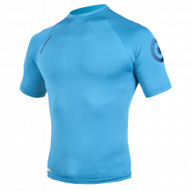Neilpryde NP Rashguard Rise S/S hot teal 2020