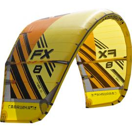 Cabrinha FX 2017 Kite Only - Yellow/Orange